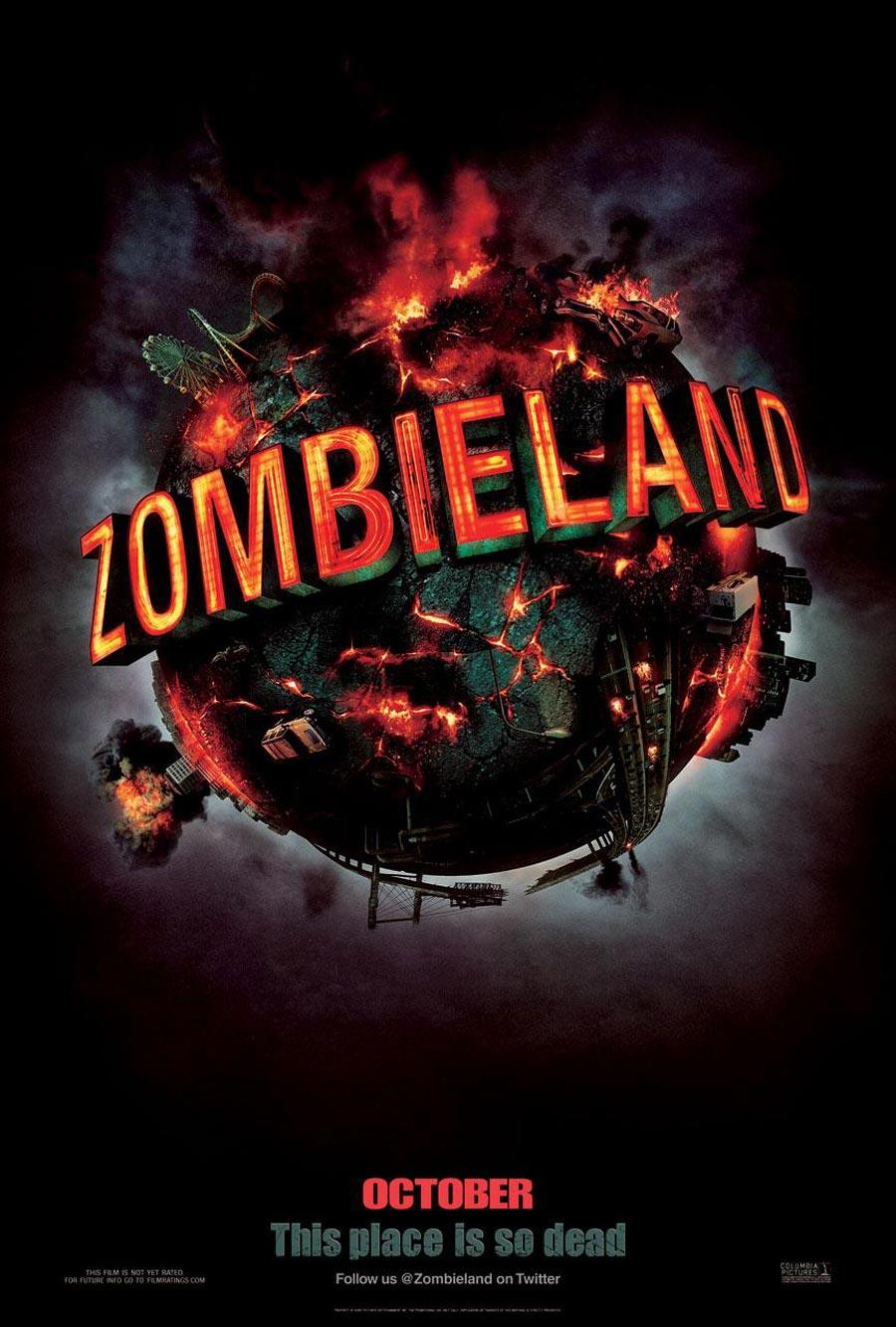 emma stone zombieland poster - photo #22