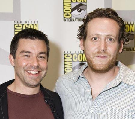 Andre Nemec and Josh Appelbaum