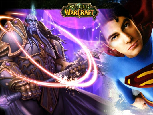 Brandon Routh / Warcraft