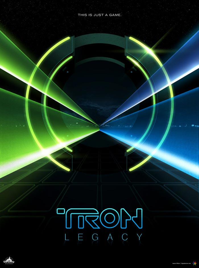 Tron Legacy | James White