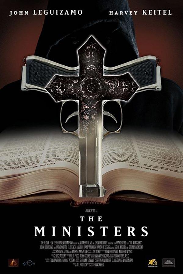 Filme poster Garota The Ministers DVDRiP XViD-THS