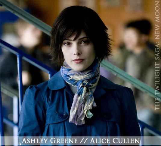 New Moon,  Ashley Greene