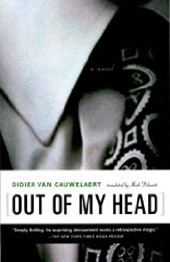 """""""Out of My Head"""" Book Cover"""