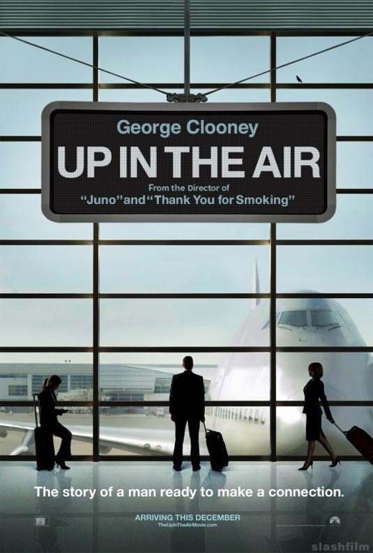 """""""Up In The Air"""" Poster"""