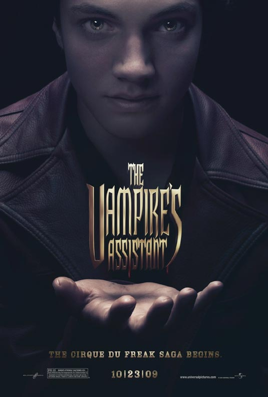 The Vampire's Assistant poster