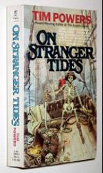 On Stranger Tides Book Cover