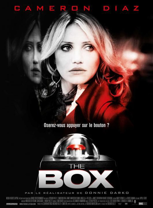 the box poster and new images