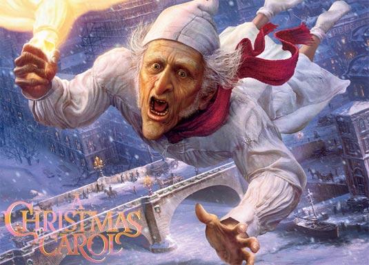 New A Christmas Carol Teaser Poster - FilmoFilia