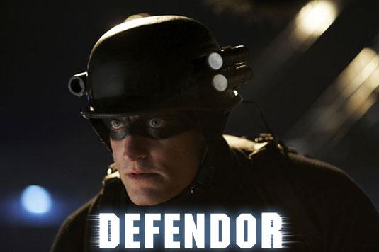 Woody Harrelson, Defendor
