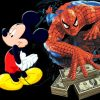 Disney To Buy Marvel For $4 Billion