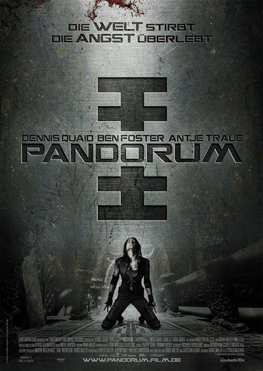 German Pandorum Poster Filmofilia