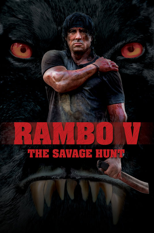Rambo 5: A Savage Hunt Poster