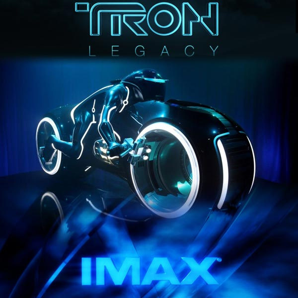 Tron: Legacy To Be Released As IMAX 3D On December 17