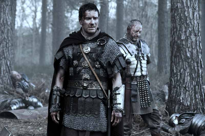 michael fassbender 300. Michael Fassbender As Quintus
