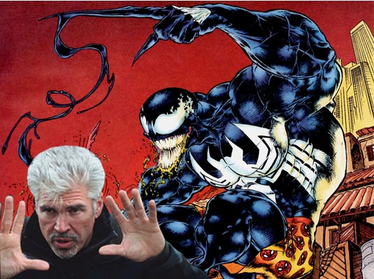 Gary Ross, Venom
