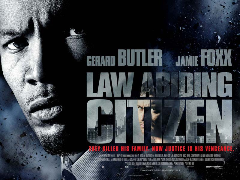 "If you haven't seen ""Law Abiding Citizen"" trailer you can check it out HERE"