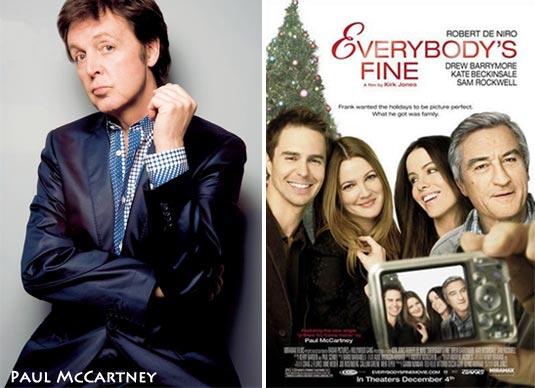 Paul McCartney - Everybody's Fine