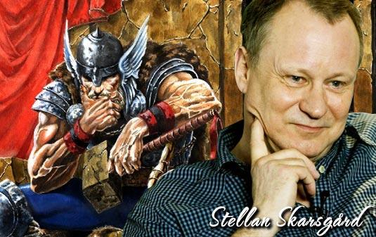 Stellan Skarsgård, Thor