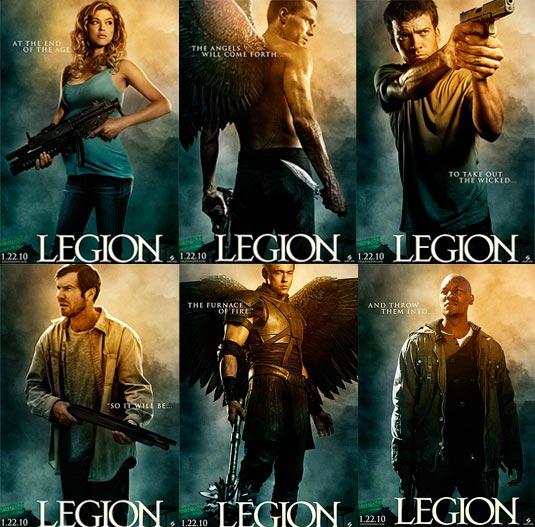 Legion posters
