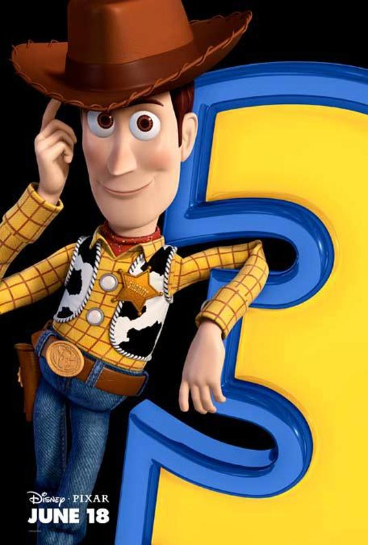 New Toy Story 3 Posters Filmofilia
