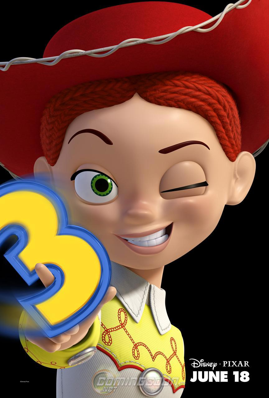 New TOY STORY 3 Posters - FilmoFilia