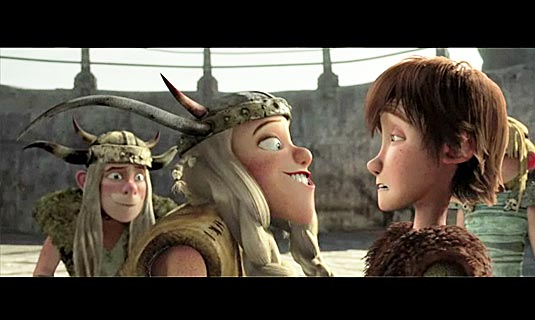 How to Train Your Dragon 2010 (DVDRip)