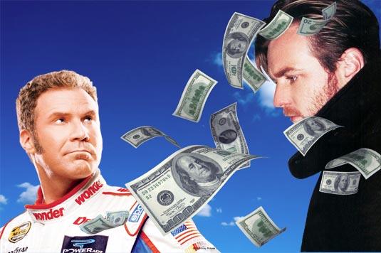 Will Ferrell, Ewan McGregor Top List of Most Overpaid Actors