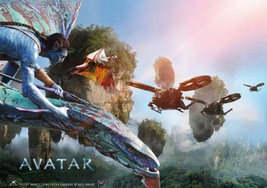 """Avatar"" poster"