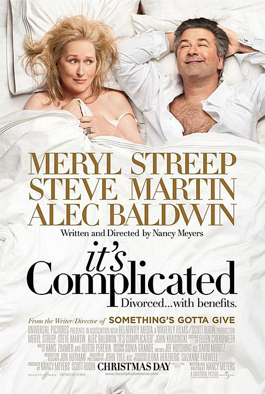 """It's Complicated"" Poster"