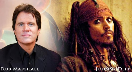 Rob Marshall | Johnny Depp