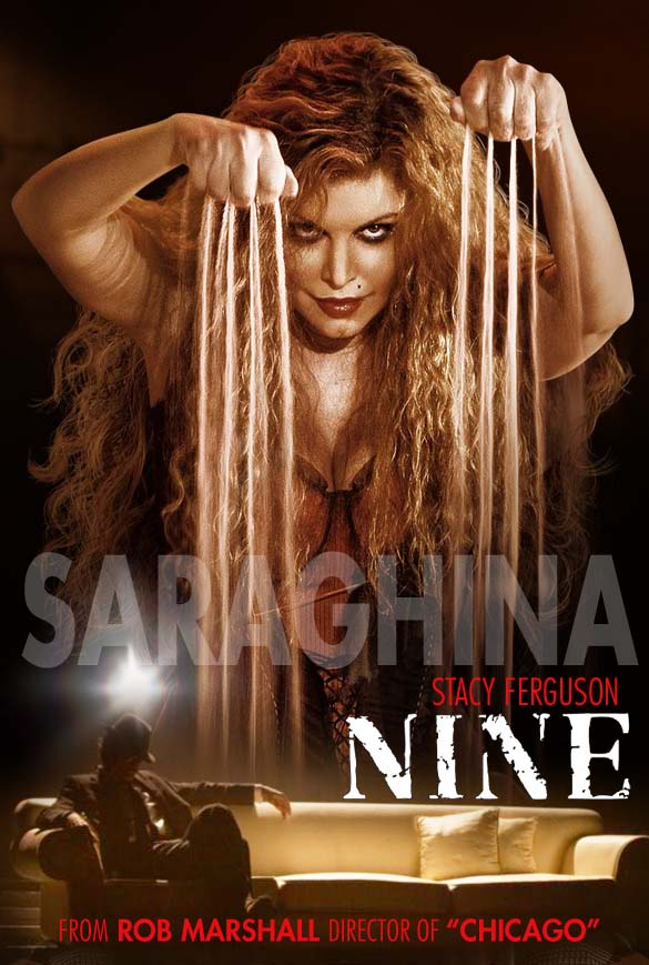 Nine Poster | Stacy Ferguson – Fergie