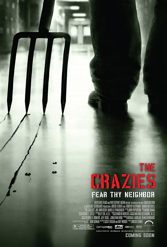 Crazies Movie Poster