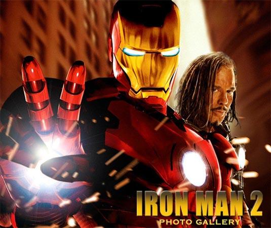 Железный Человек 2. 3.