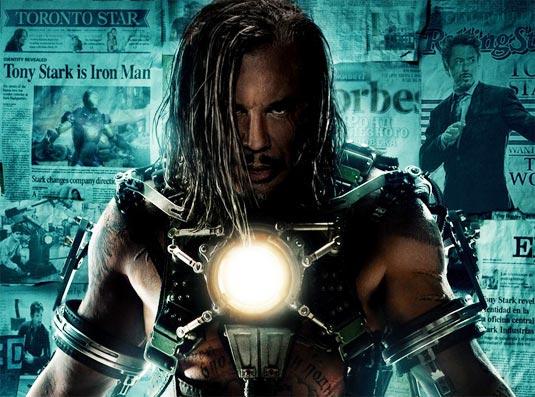Iron Man 2 | Mickey Rourke, Whiplash
