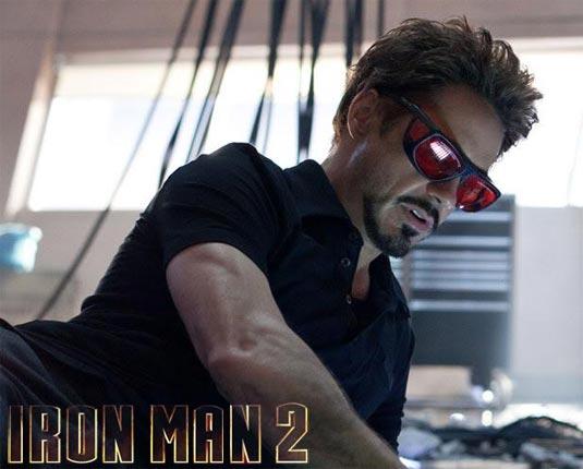 Iron Man 2 Tony Stark (Robert Downey Jr)