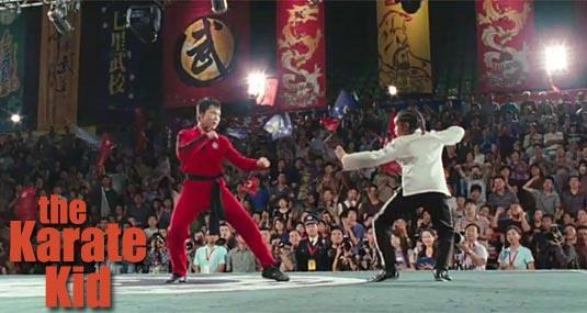 The Karate Kid photo