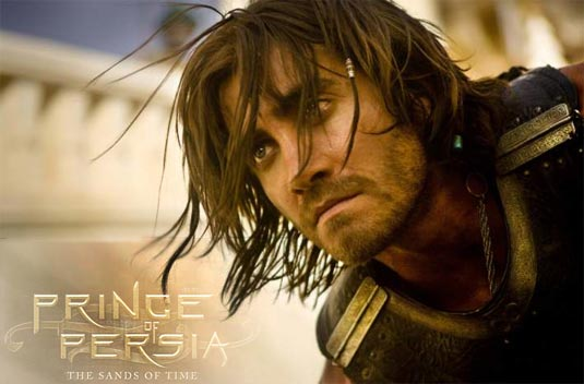 Jake Gyllenhaal, Prince of Persia: The Sands of Time