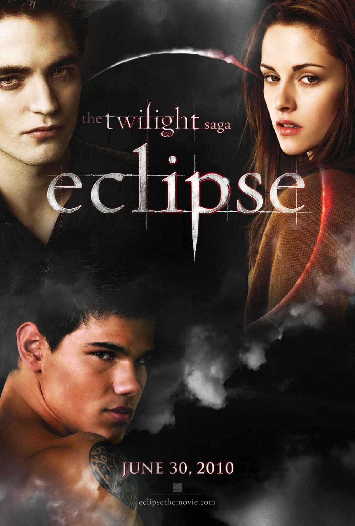The Twilight Saga: Eclipse (2010) poster