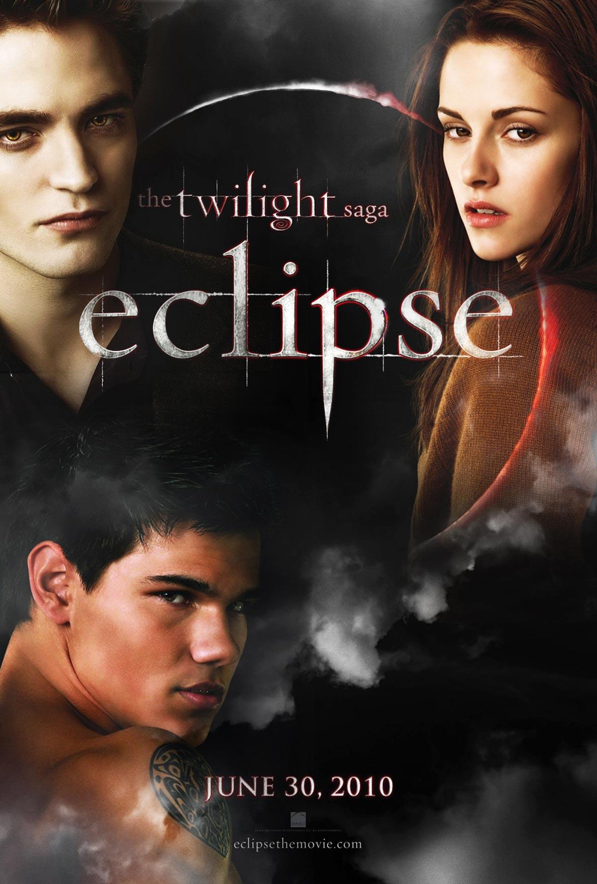 The Twilight Saga: Eclipse (2010) poster