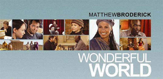 Matthew Broderick Stars In The Bittersweet Comedy Wonderful World Premiering As A Sneak Preview On HDNet Movies