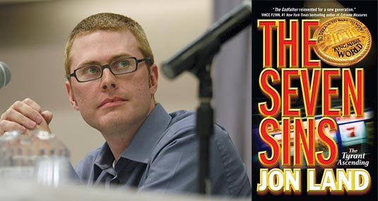 Christopher Kyle to Adapt The Seven Sins