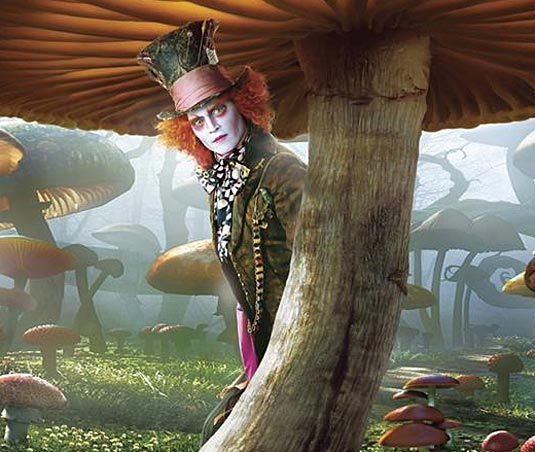 Alice in Wonderland, Mad Hatter (Johnny Depp)