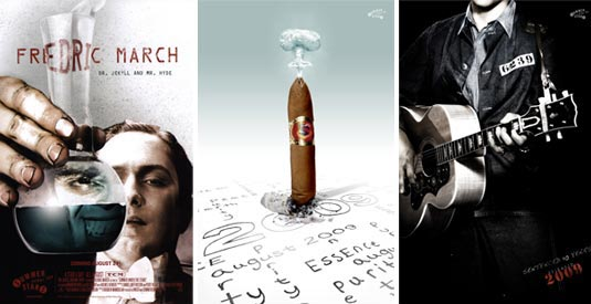 Best Movie Posters of 2009 Were Not Found in Theaters