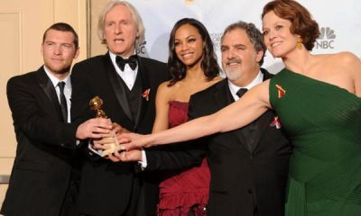 Golden Globe 2010, Avatar
