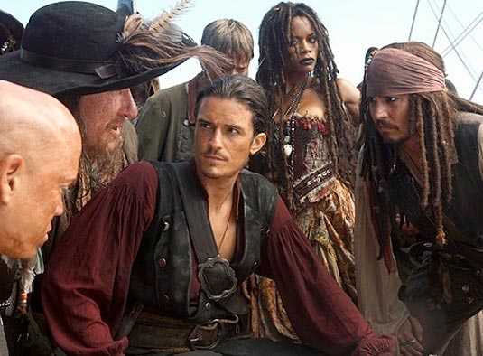 Orlando Bloom Not Returning to Pirates Of The Caribbean 4
