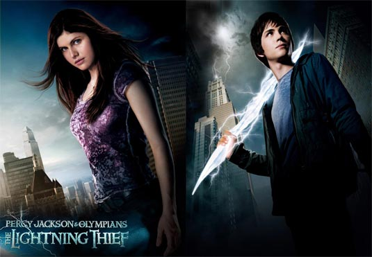 Percy Jackson and the Olympians: The Lightning Thief Photo