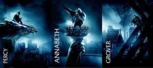 Three New Percy Jackson Posters Filmofilia
