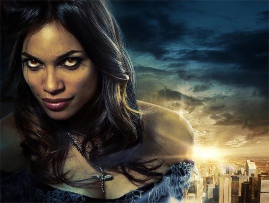 Rosario Dawson (Persephone), Percy Jackson & the Olympians: The Lightning Thief