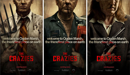 The Crazies Posters