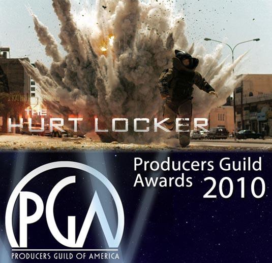 """""""The Hurt Locker"""" Triumphs at PGA Awards"""
